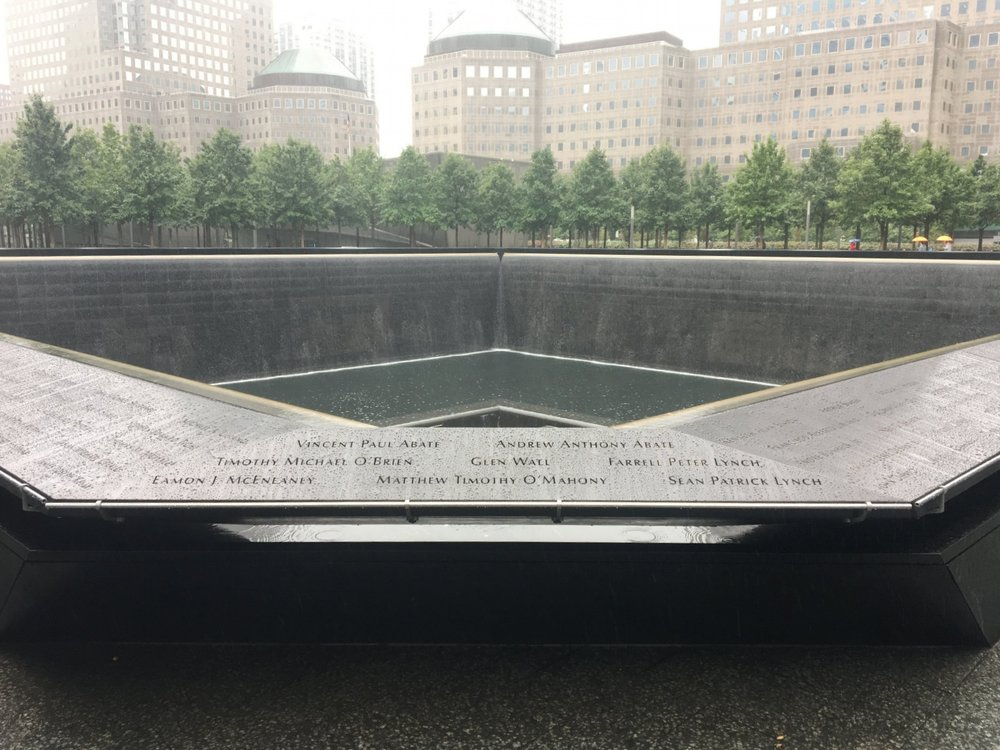 9/11 memorial, new york city