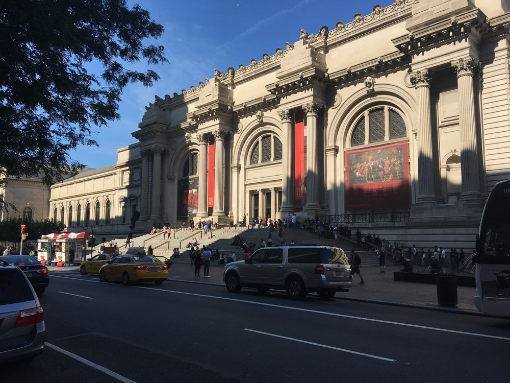 the met, new york city