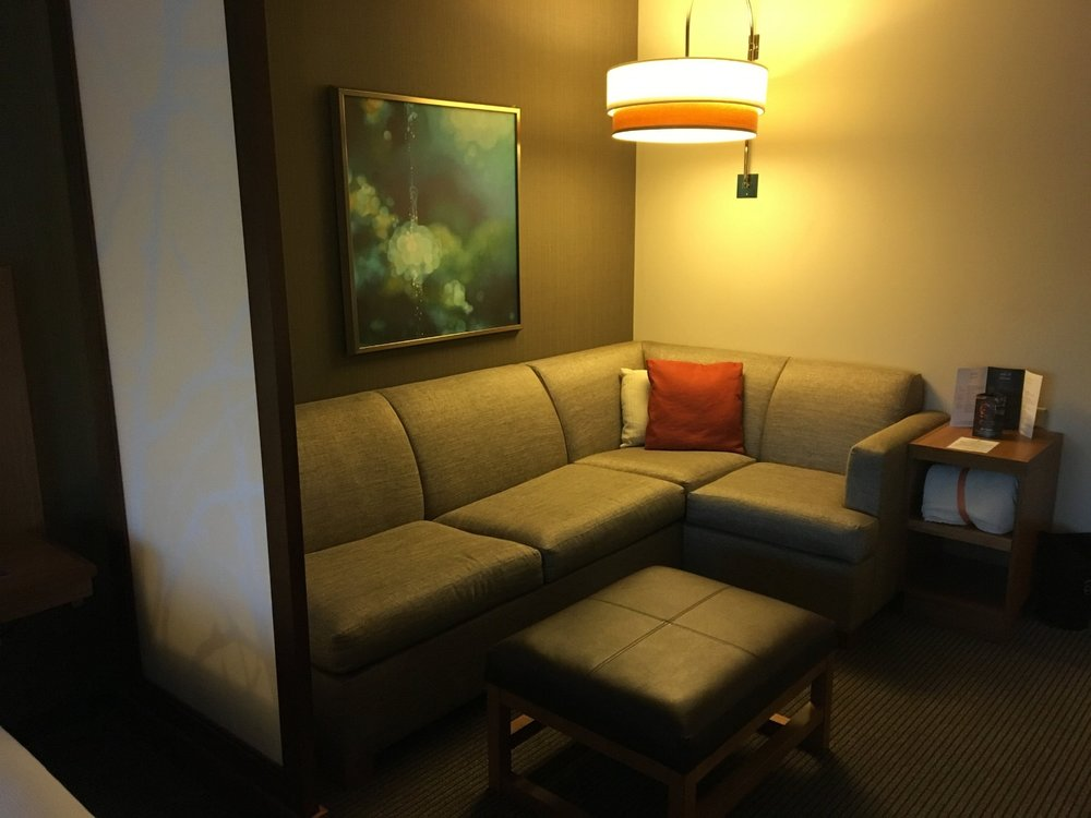 HYATT PLACE LINCOLN/DOWNTOWN-HAYMARKET GUEST ROOM