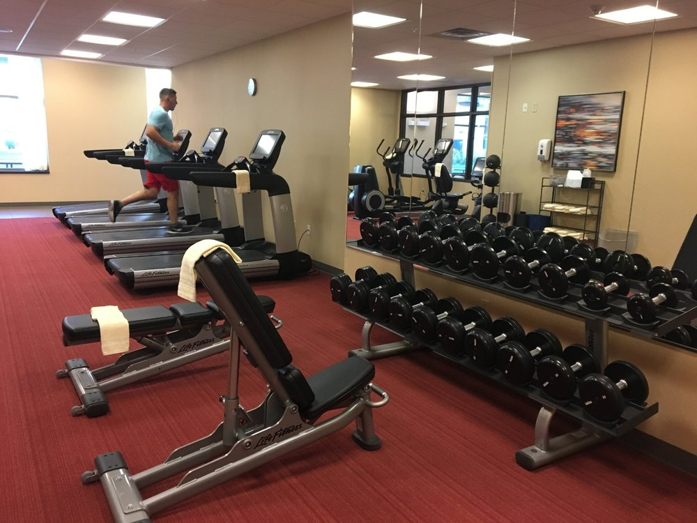 HYATT PLACE LINCOLN/DOWNTOWN-HAYMARKET GYM