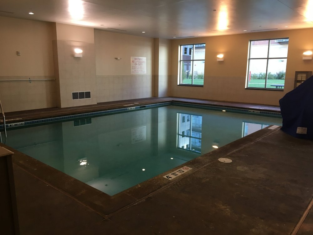 HYATT PLACE LINCOLN/DOWNTOWN-HAYMARKET POOL