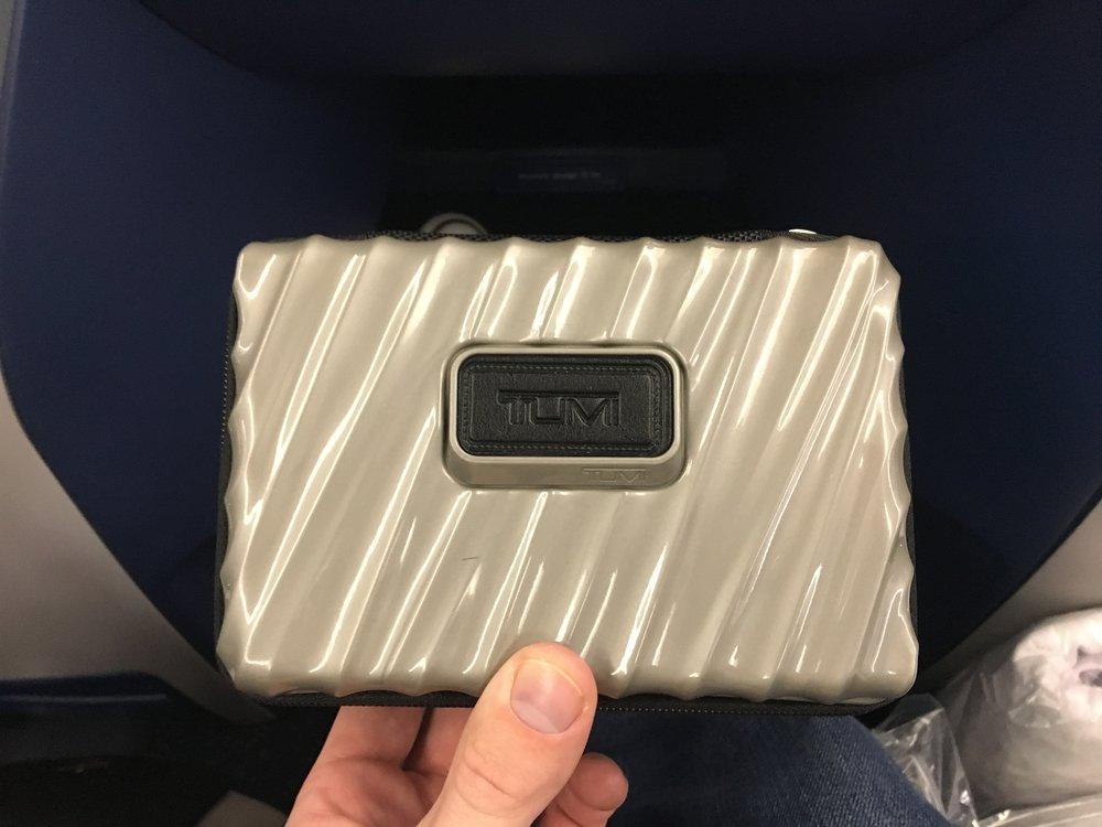 DELTA ONE 767 MSP-LHR