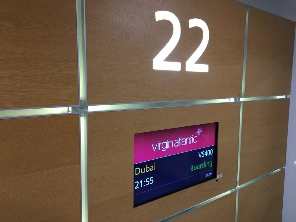 NEXT STOP: DUBAI