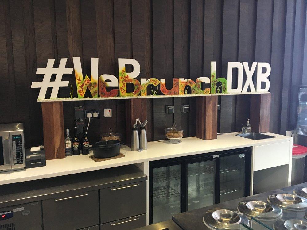 we brunch dxb
