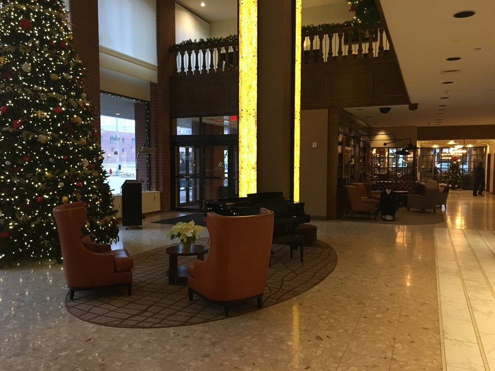 Lincoln Marriott Cornhusker Hotel LOBBY