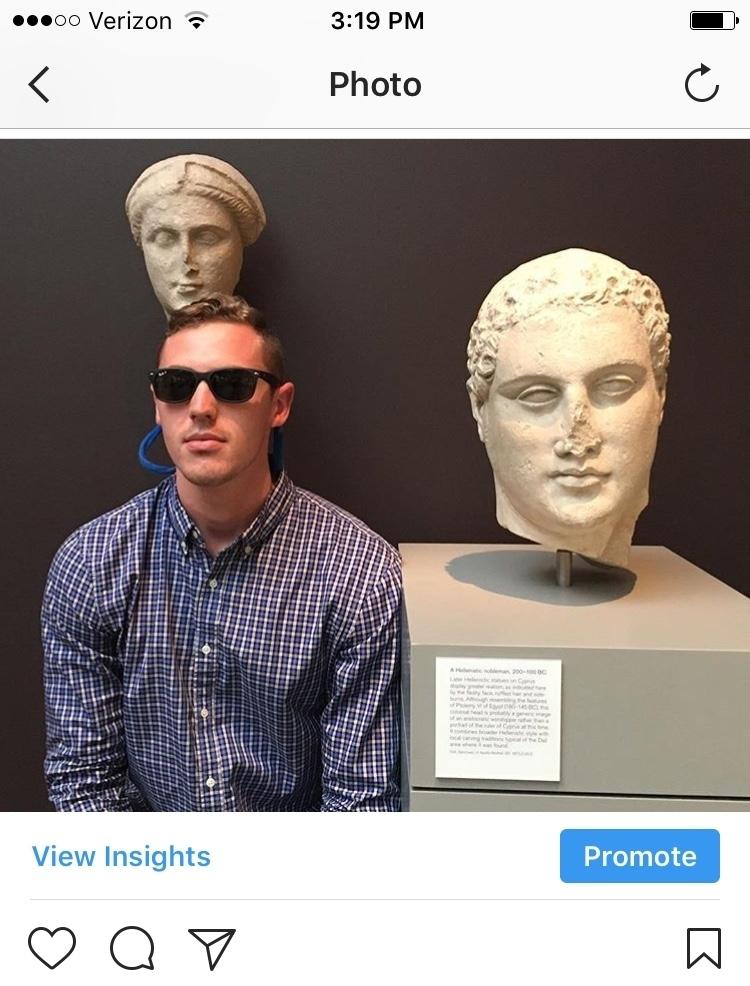 ROUND 2: THE BRITISH MUSEUM