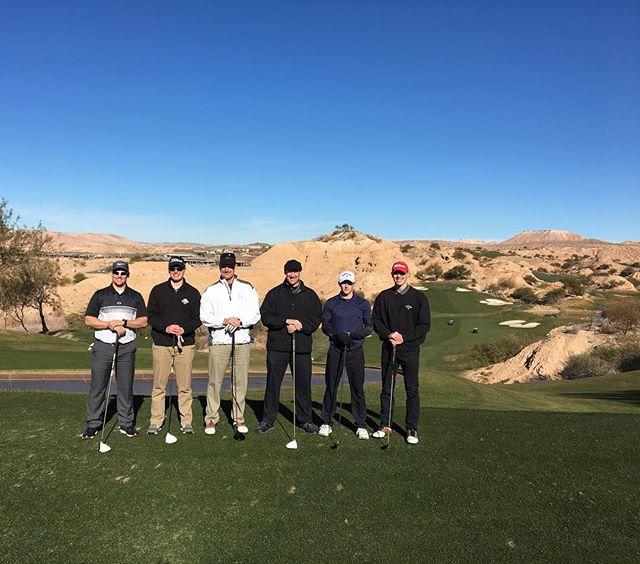 4th Annual Culjat surprise trip to Mesquite, Nevada. ⛳️🏌🏻‍♂️