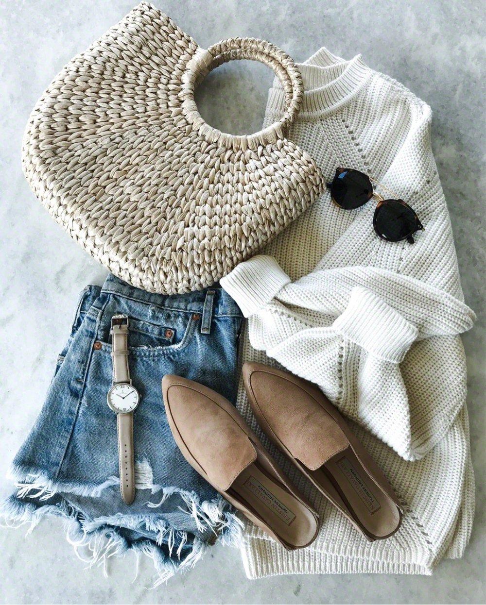 Flatlay Style - Megan Kristine Blog