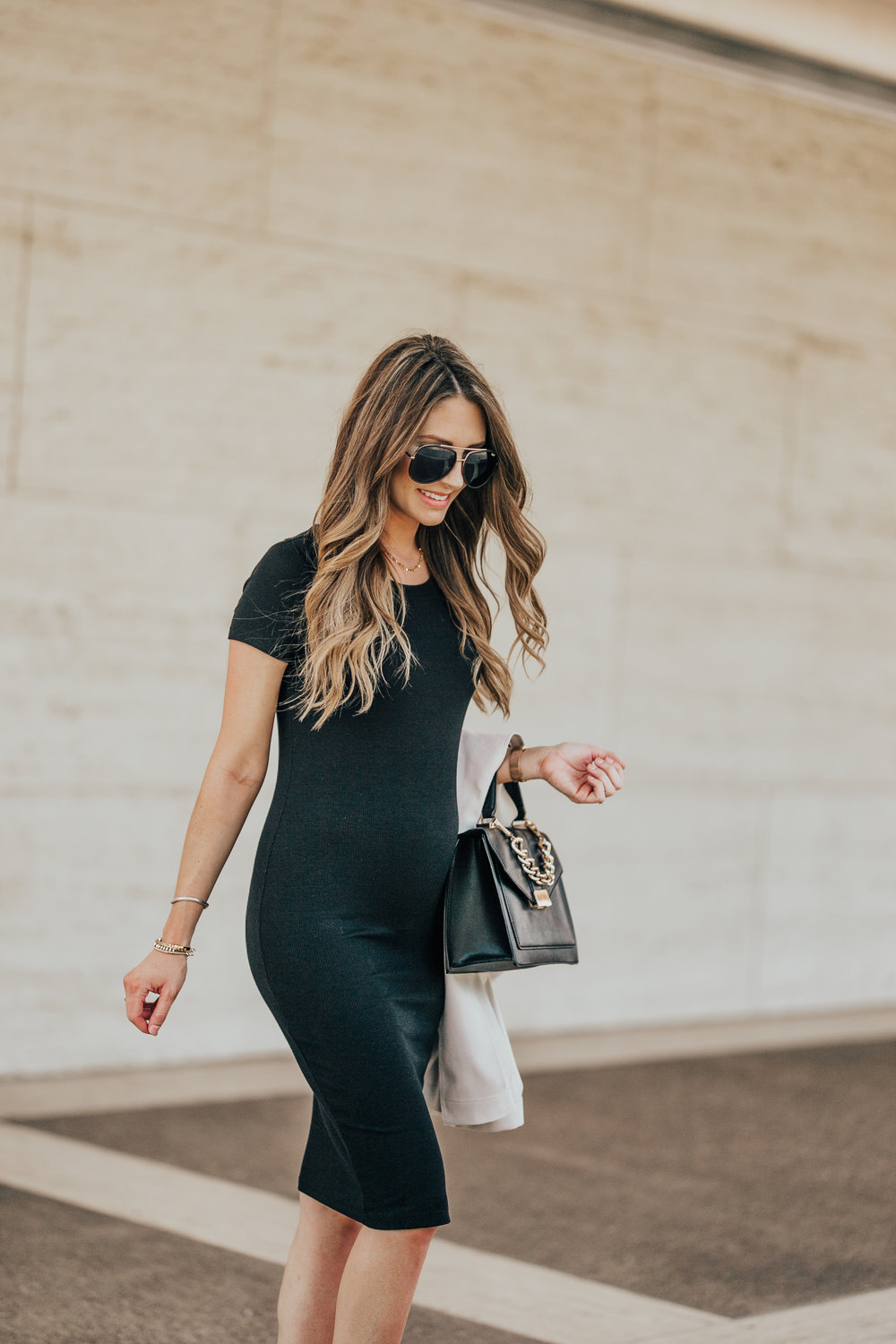 Dressing Up A Basic Black Dress