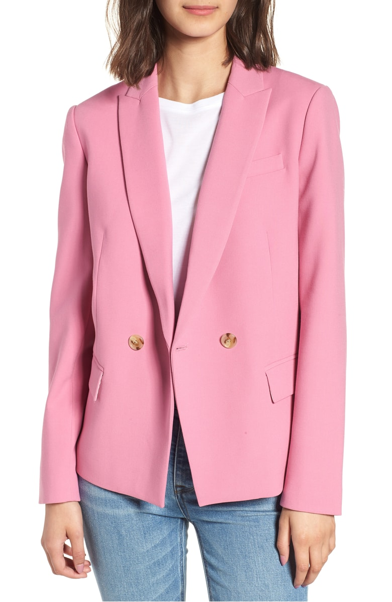 J.Crew Dover Blazer  - SALE: $131.90 (after sale: $198)