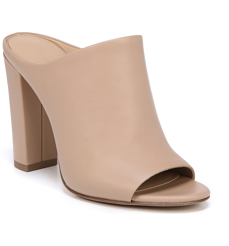Vince Alora Mule - SALE: $194.90 (after sale: $295)