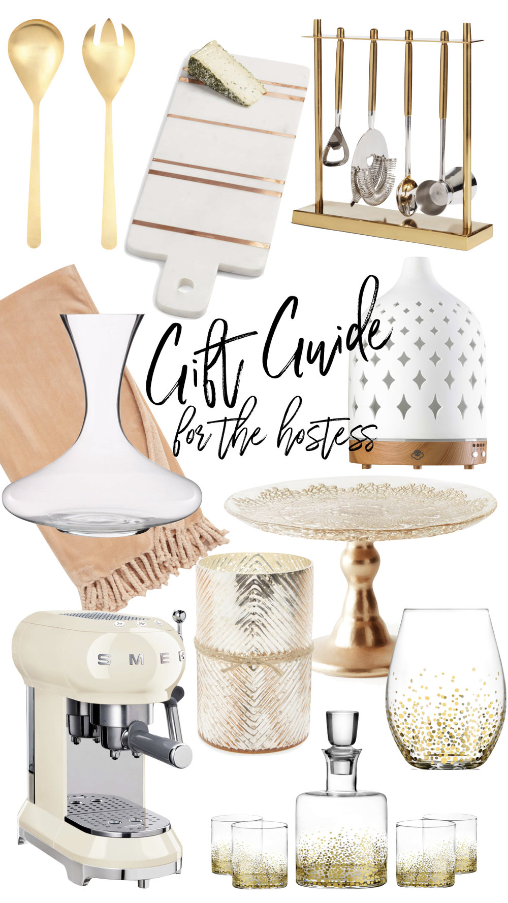 GIFT GUIDE: hostess -