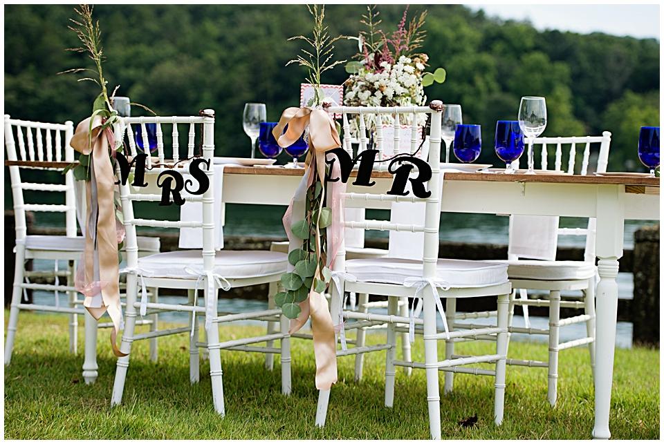 Lakeside Southern Summer Wedding Inspiration | Bespoken
