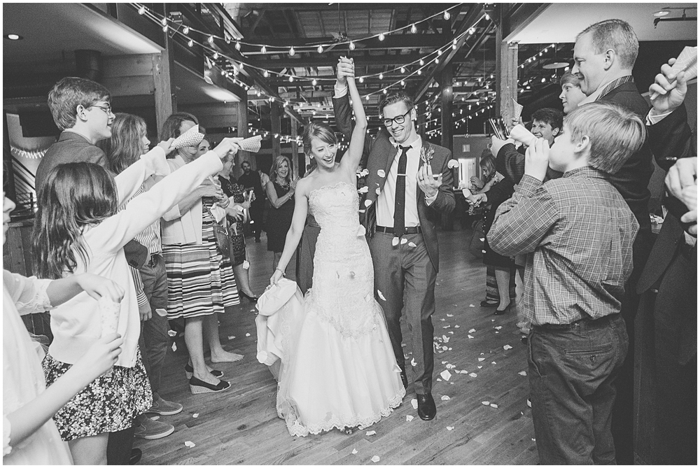 Natalie + Bobby | Married in Nashville | Bespoken Weddings | Photo by Paul Rowland Photography