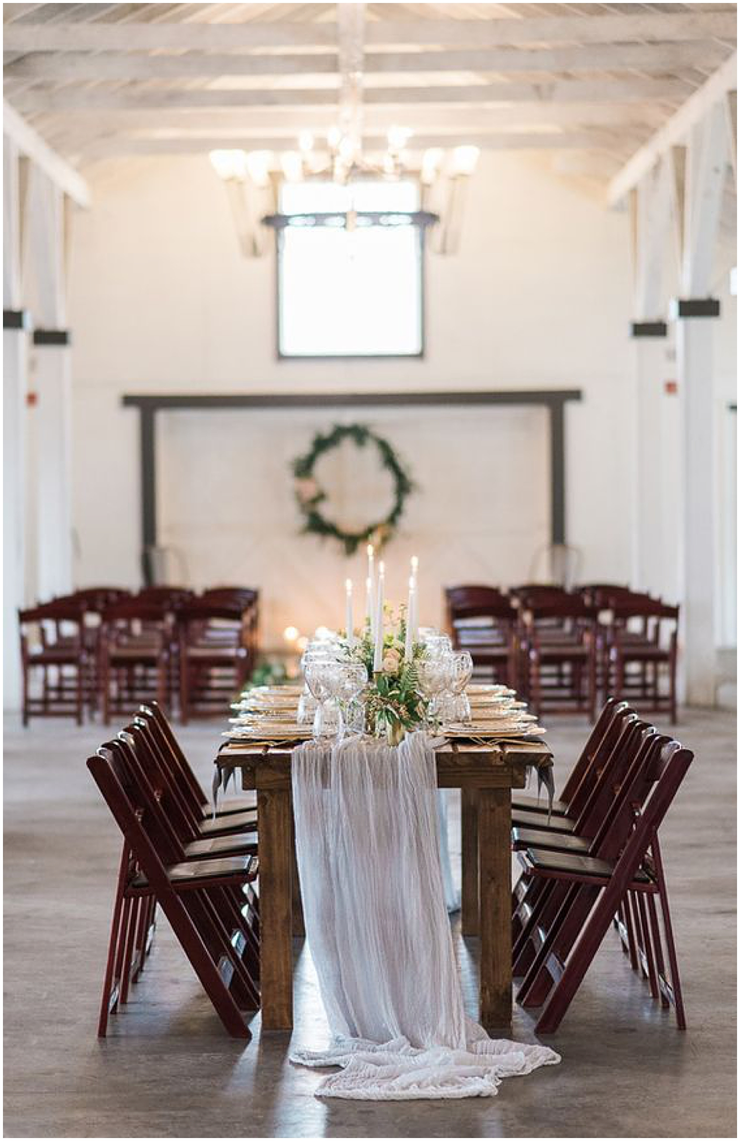Tabletop as seen on  Ruffled  | Photo by  B. Jones Photography