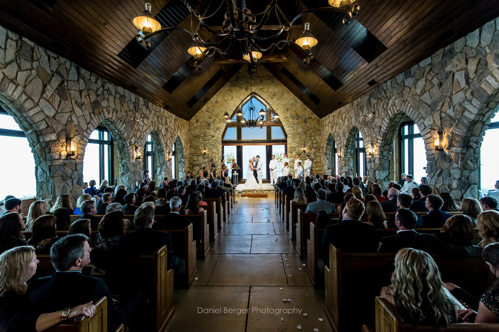 The Cliffs at Glassy Mountain Chapel | Bespoken www.bespokenweddings.com