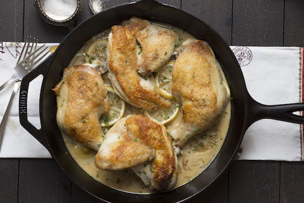 One Pan Chicken Recipe