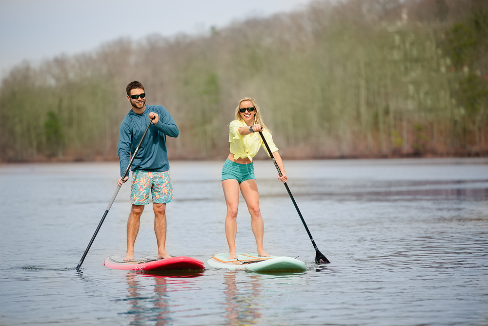 Paddleboarding Date