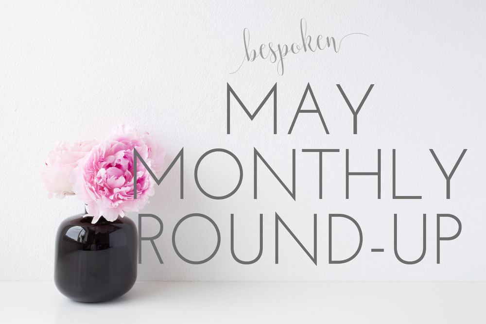 Bespoken May Monthly Round-Up