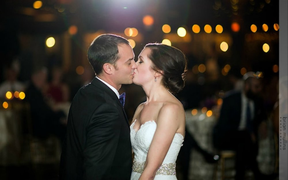 New Year's Eve Wedding in Raleigh, NC | Bespoken Weddings | Photo by Brian Mullins Photography