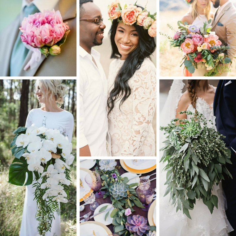 Image Credit (left to right):  Loverly     Trendy Bride     Green Wedding Shoes     Aisle Society     Lace in the Desert     Storyboard Wedding