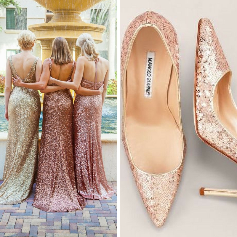 Image Credit (left to right):  Alfred Angelo     Bajan Wed