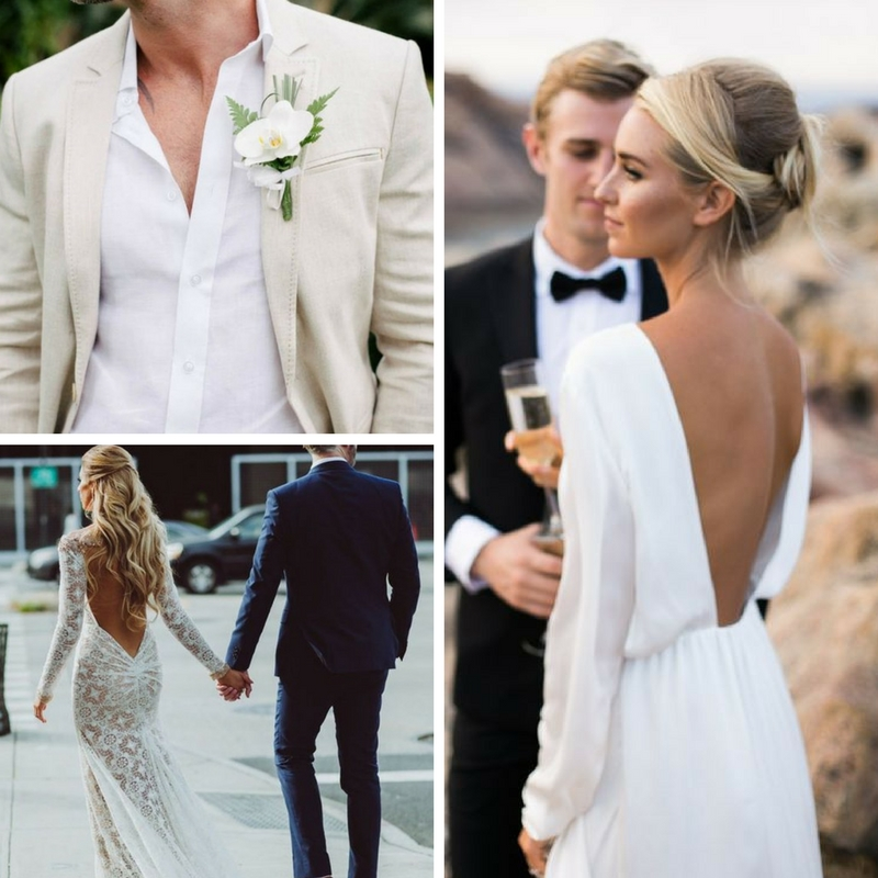 Image Credit (left to right):  Junebug Weddings     Ruffled    Katie Grant