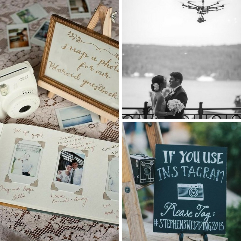 Image Credit (left to right): My Wedding | Brit + Co | Elegant Wedding Invites