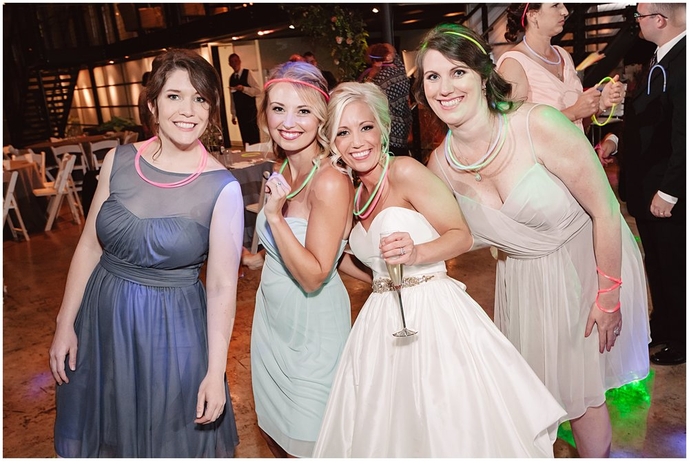 Rachel & Daniel's Modern Wedding at Zen in Greenville | Bespoken | Red Apple Tree Photography