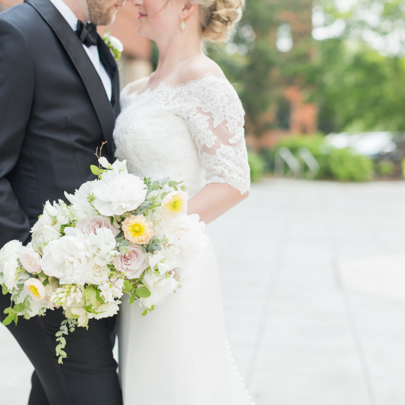 JENNY & RYAN | THE WESTIN POINSETT