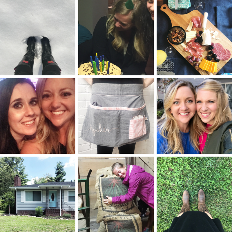 Shannon's Year in Review | Bespoken Weddings & Events