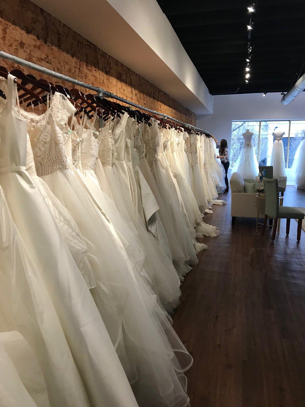 When a wedding planner plans her own wedding | Bespoken Weddings & Event in Greenville SC