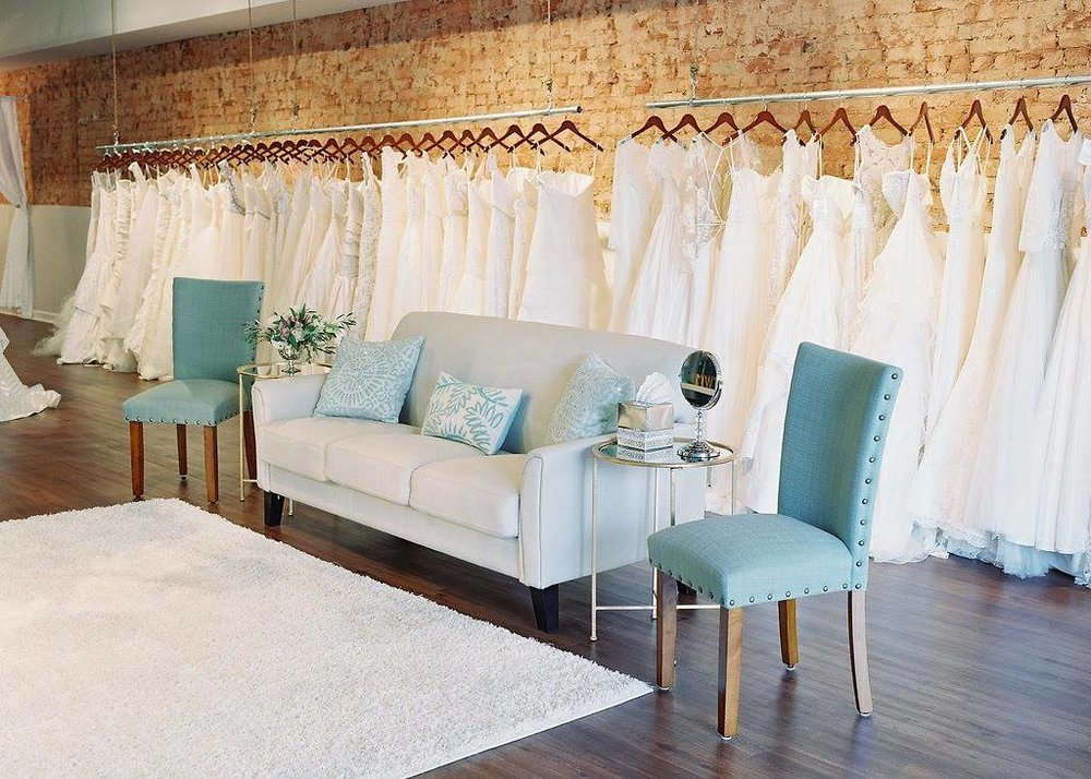 White Magnolia Bridal Greenville | Bespoken