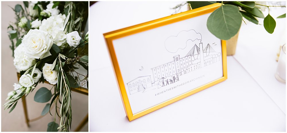 New Orleans Inspired Wedding in Charleston, SC | Bespoken Weddings & Events