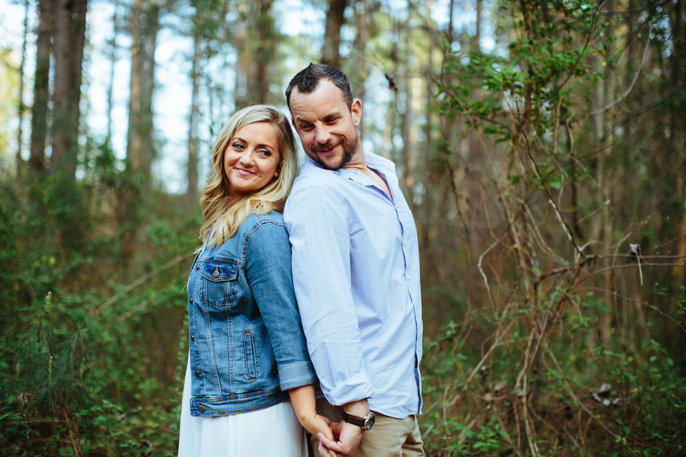 A Wedding Planner's Engagement Photos at Lake Keowee, South Carolina | Jonathan Connolly Photography | Bespoken Weddings & Events