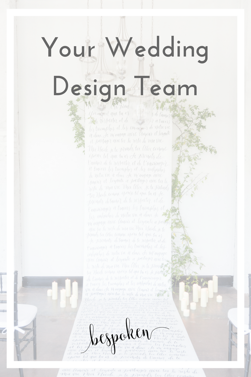 Photo:  Ryan & Alyssa Photography  | Design Concept:  Bespoken  | Floral Designer:  Kate Asire