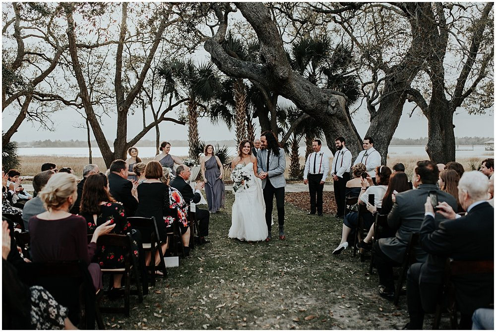 The Sweetest Wedding at Lowndes Grove Plantation in Charleston, SC | Bespoken Weddings & Events