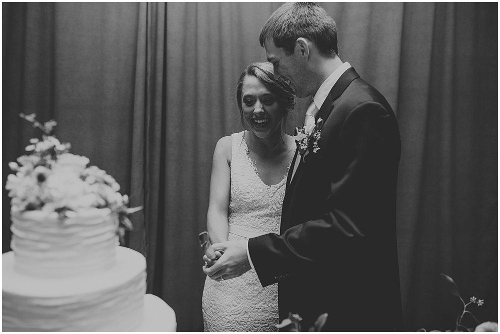 An End-of-Winter Wedding at Furman University and the Cliffs at Mountain Park | Bespoken Weddings