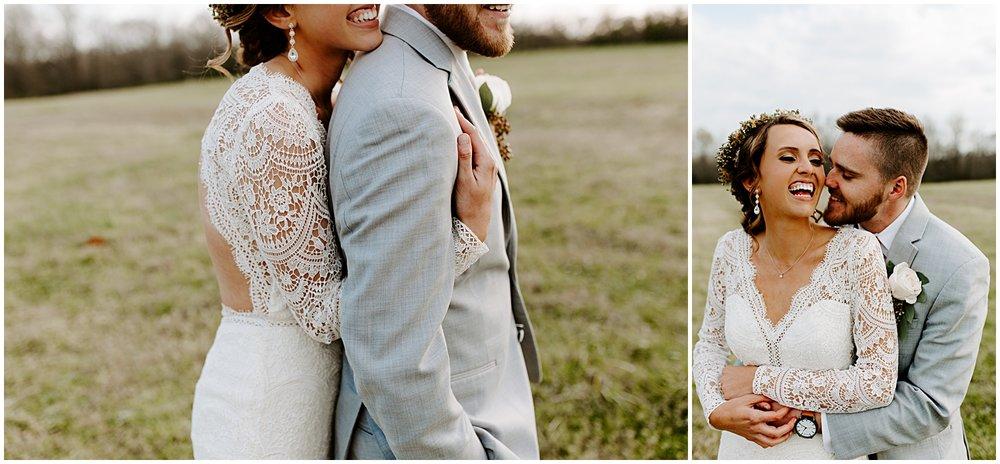 A Spring Wedding at The Oaks in South Carolina | Bespoken Weddings | Anna Duncan Photography