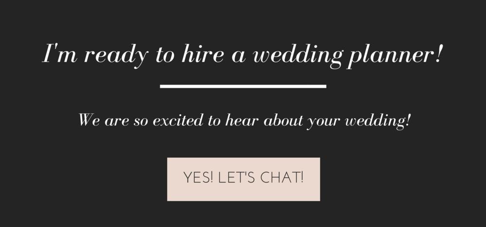 Wedding Planner North Carolina and South Carolina
