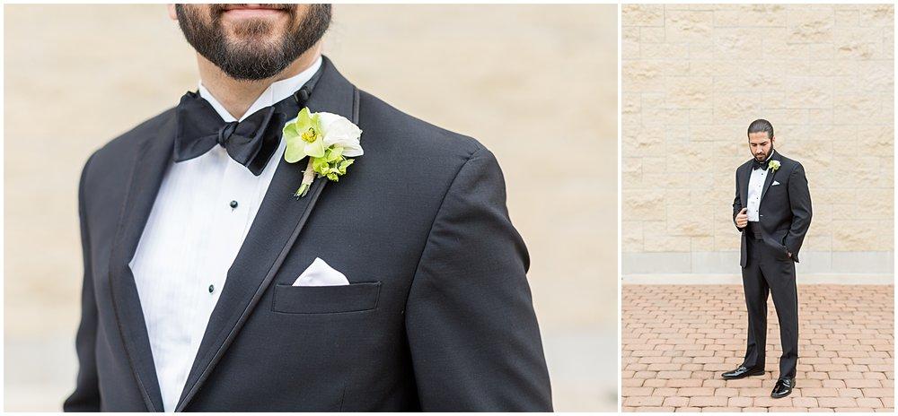 A Dusty Blue Catholic Wedding in Greenville SC | Bespoken | Ryan & Alyssa Photography