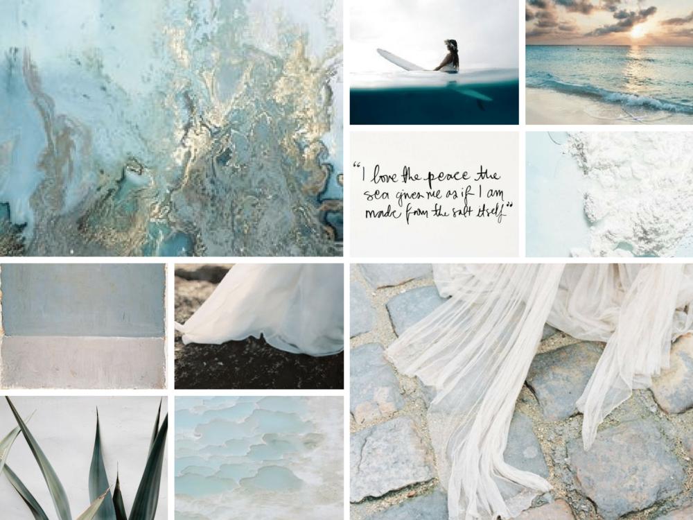 Ocean Blues Design Inspiration | Bespoken