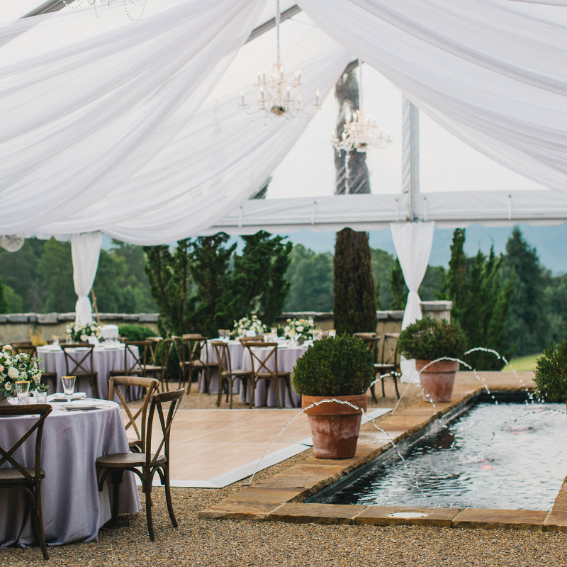 Interior and Event Design Services from Bespoken | Wedding Design Consulting