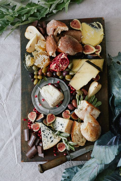 Charcuterie Board from The House that Lars Built