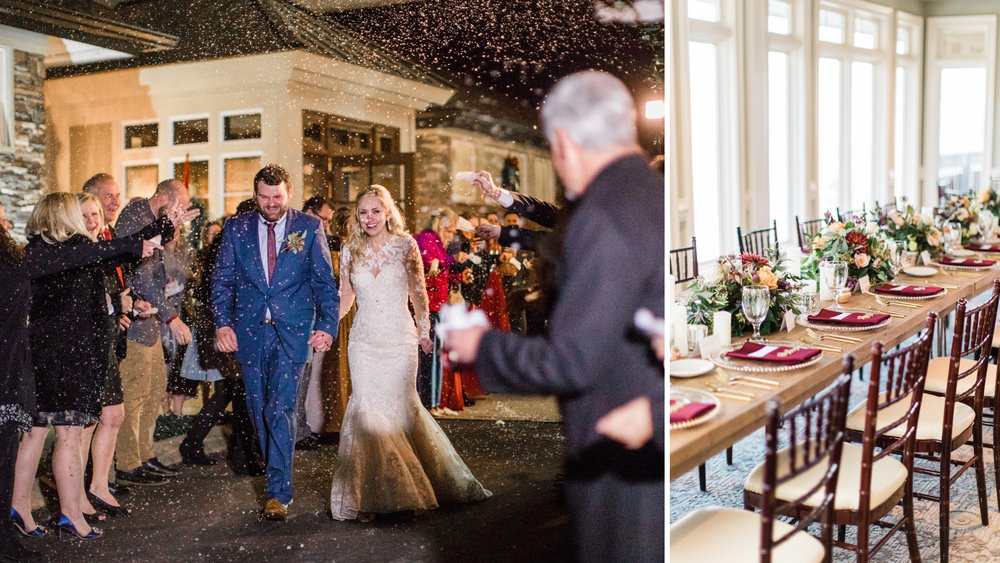 The Cliffs at Glassy Clubhouse | Greenville, SC Wedding Venue | Wedding Planner
