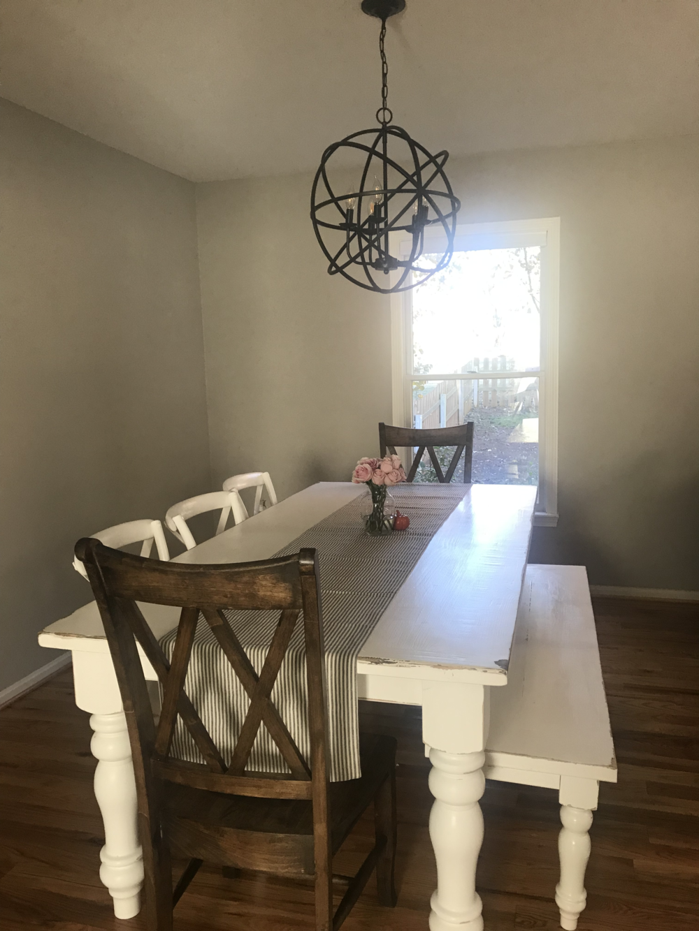 Farmhouse Table & Chairs | Custom | Southerland Designs