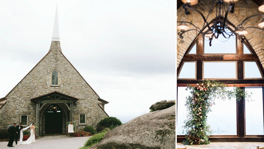 Image:    Morningwild Photography    (left) and    Hannah Woodard Photography    (right)