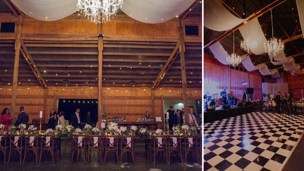 The Cliffs at Mountain Park Barn Wedding | Greenville, SC Wedding Venue | Wedding Planner