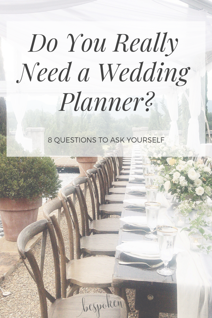 Do You Really Need a Wedding Planner?