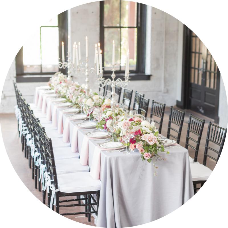 Wedding Planner and Designer Greenville SC